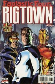 Fantastic Four: Big Town
